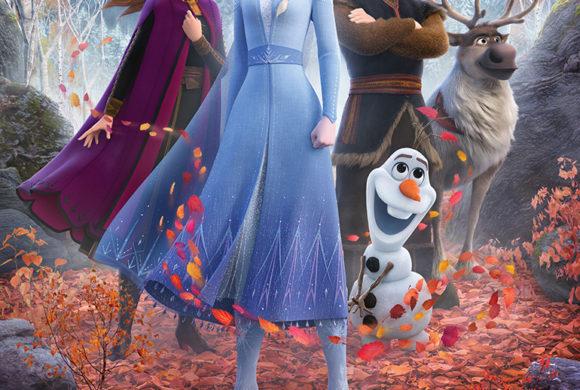 Frozen II / Ψυχρά κι Ανάποδα II (ΜΕΤΑΓΛΩΤΤΙΣΜΕΝΟ ΚΑΙ ΣΕ 3D)