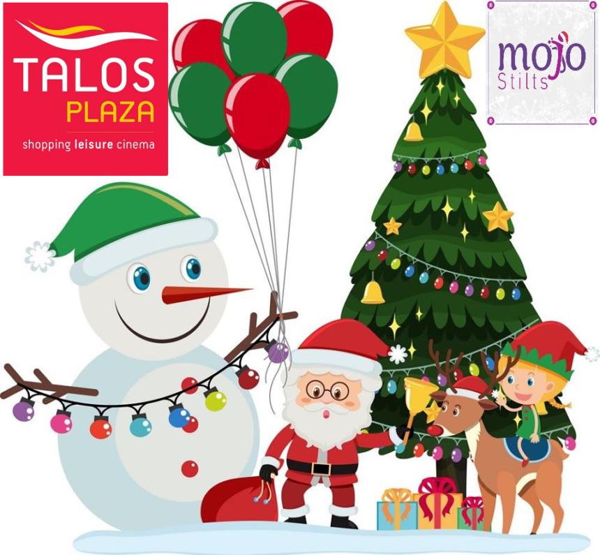 Τριήμερο γεμάτο δράσεις στο Talos Plaza