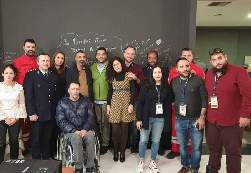 Το Εθελοντικό Σωματείο ΑΤΑΧΤΟΙ στο TALOS PLAZA
