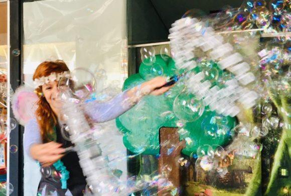 Bubble Games στο Talos Plaza [φωτογραφίες]